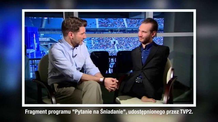 Wywiad z Nick Vujicic - Każdy może być dobrym mówcą | Kammel Czanel #25