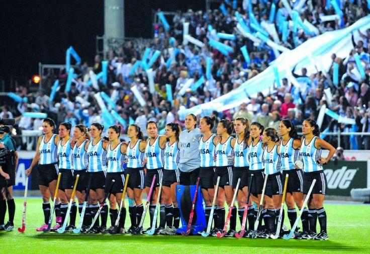 Leonas hockey sobre cesped argentina