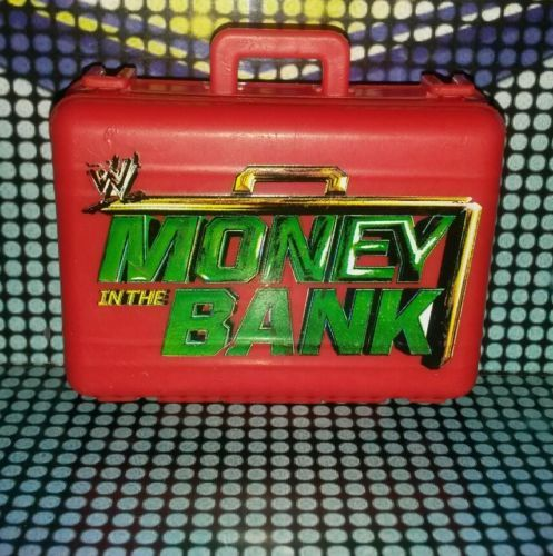#Money in the bank briefcase #(red) - accessories for wwe wrestling #figures,  View more on the LINK: 	http://www.zeppy.io/product/gb/2/182405751254/
