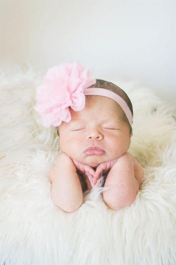 Baby girl, baby shower ideas, baby headband