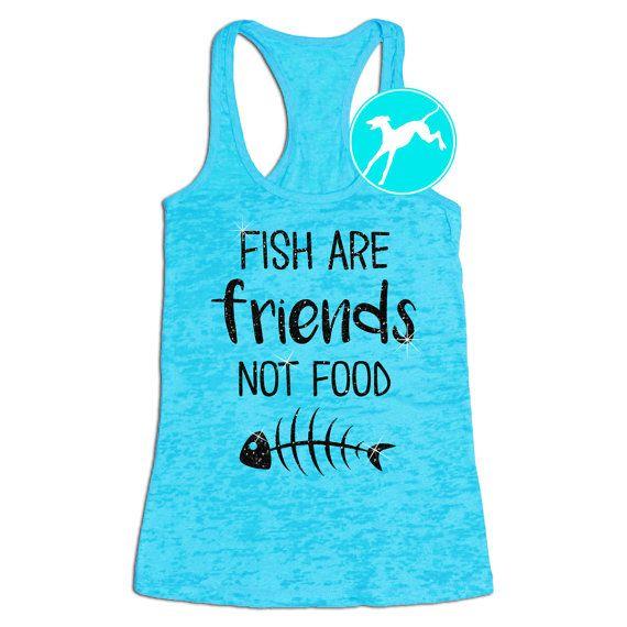 Disney Workout Tank finding nemo fish are friends not food glitter gift marathon race Burnout Shirt Top Tank funny run running exercise  Regular tank, size L