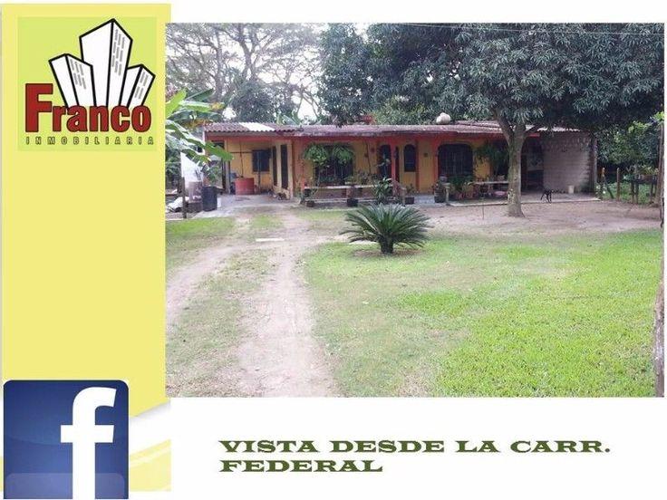 EXCELENTE CASA, HERMOSO TERRENO CON DIVERSIDAD DE ARBOLES FRUTALES | Comalcalco | Vivanuncios | 105551885