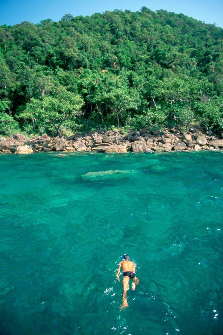 Koh Rong Island, Camboya