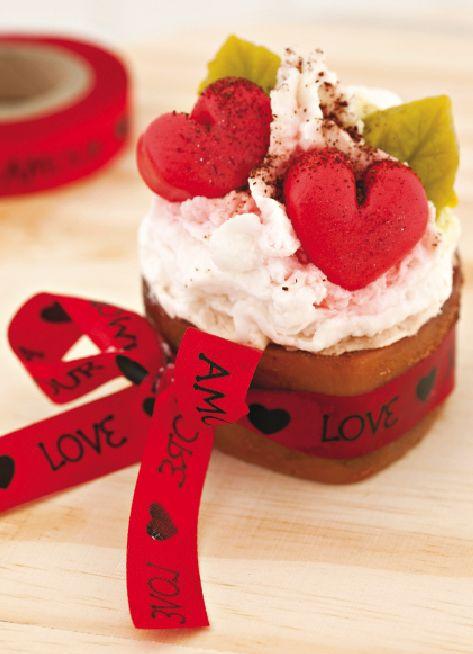 Cupcake Apaixonado