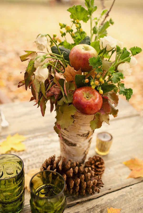 Fall wedding inspiration by love bird style style me pretty