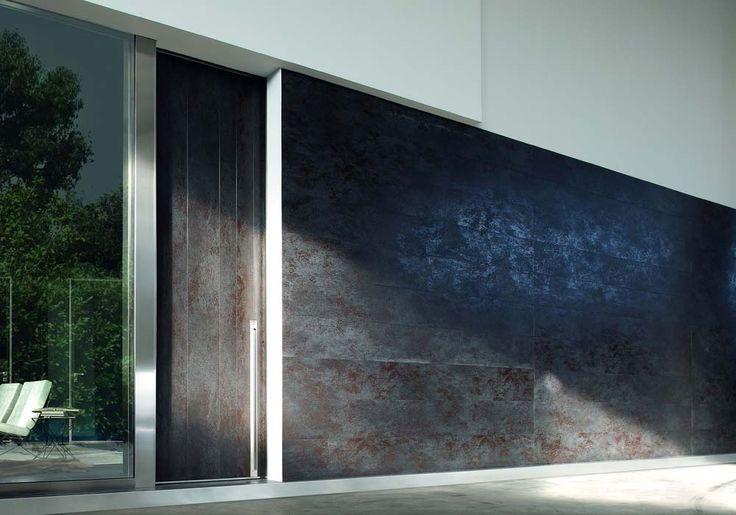Vela, the Oikos' design sliding door.