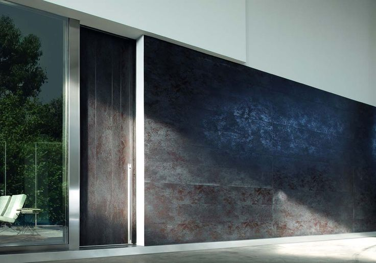 Vela, the Oikos' design sliding door.