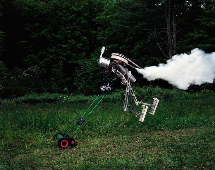 Thomas Jackson. The Robot Series.