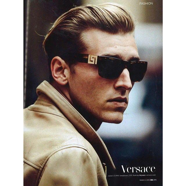 versace vintage shades