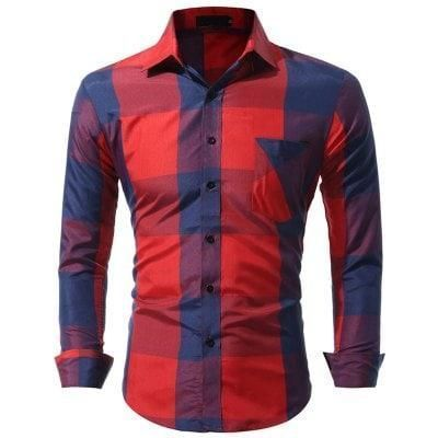 6a253ce46de Grand Sleeved Long Sleeved Shirt