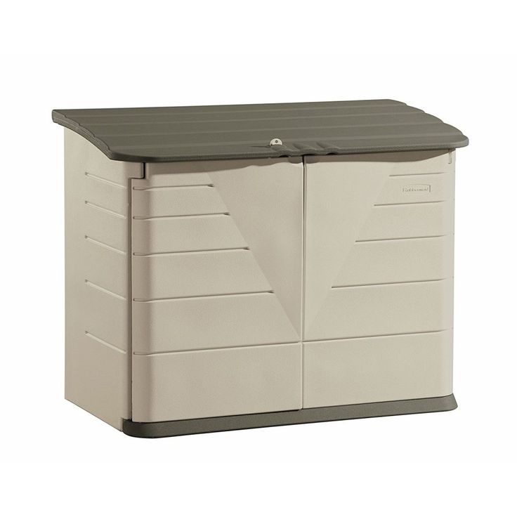 Rubbermaid Outdoor Storage Shed