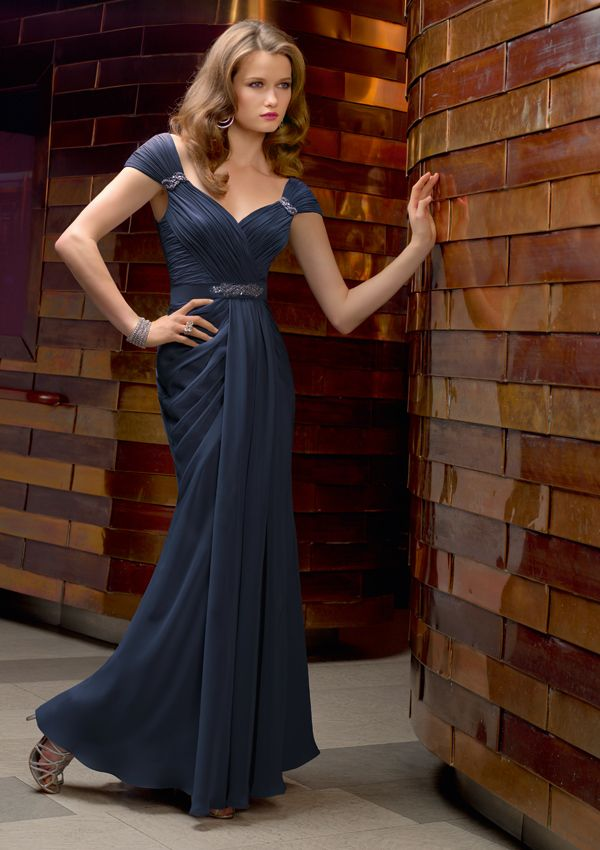 Ruffeled Long Tiered Mother of the Bride Dresses – fashion dresses 41a7e75b38ff