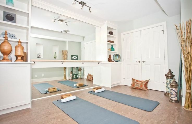 13 best Home Gyms/ Workout Rooms images on Pinterest | Exercise ...