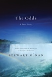The Odds, by Stewart O'Nan--book club discussion questions and links to my Pinterest boards for food (Champagne Brunch) and decor (Casino Party) ideas!