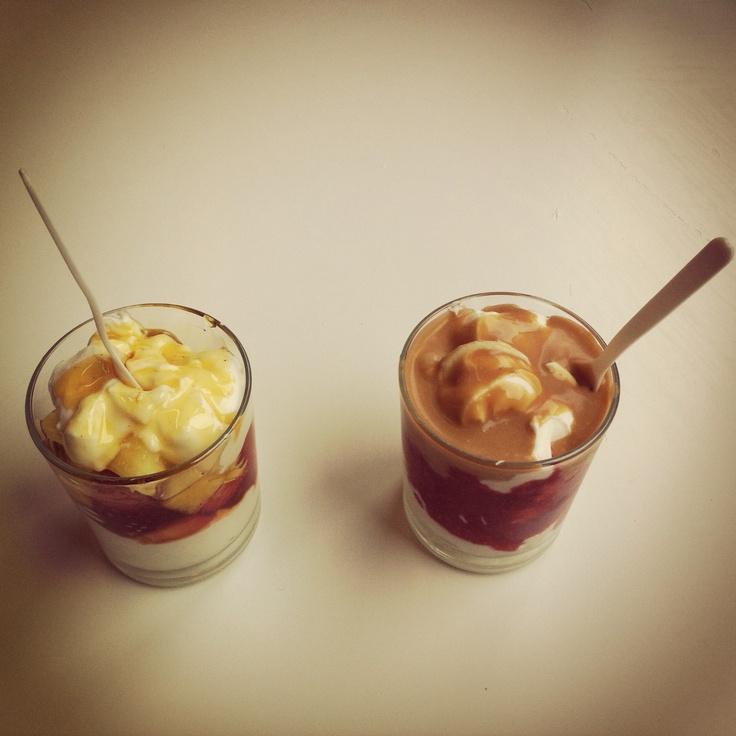 yogurt at Eataly Turin