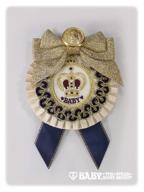 Royal Kingdom 王冠ロゼッタ/Royal Kingdom Crown Rosette