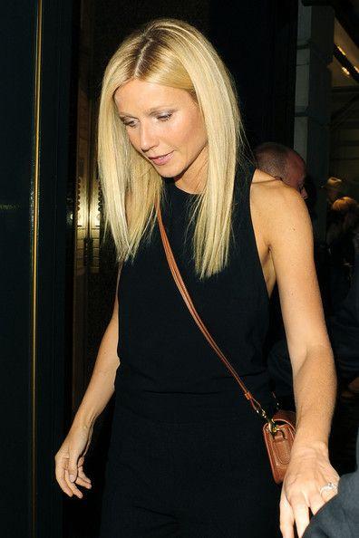 Gwyneth's Long bob