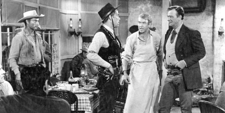 man who shot liberty valance (1962. John Ford)