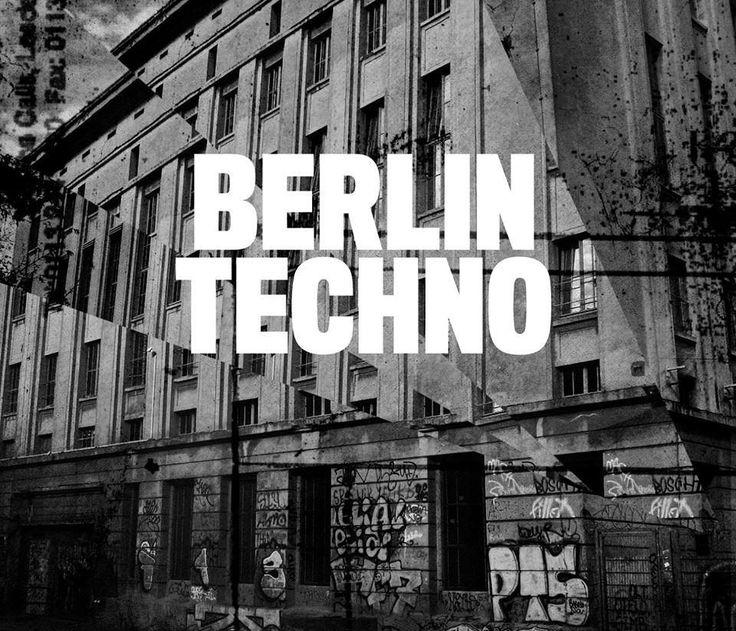 BERLIN TECHNO #techno #Berlin #Berghain
