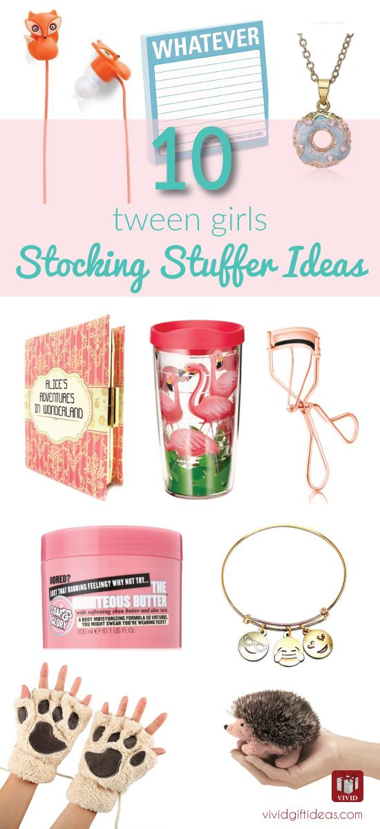 10 stuff to fill your tween girls christmas stocking christmas gifts collaborative pinterest christmas gifts and christmas stockings