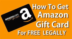 100 Amazon Gift Card Free Win Your Amazon Gift Card Free By Simple