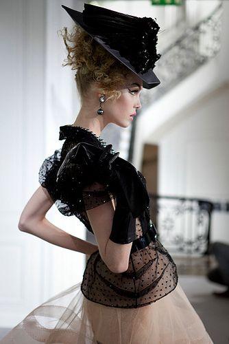 Défilé Dior 2009-10