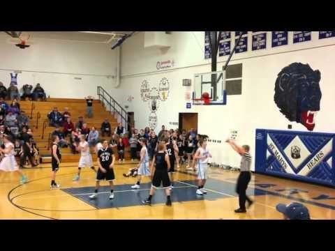That's Rough: Middle School Basketball Team Loses Title Game After Final Shot Gets Stuck On Rim! https://www.youtube.com/watch?v=lSIWBdcnByU Love #sport follow #sports on @cutephonecases