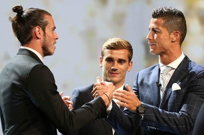 Ronaldo is UEFA's 2015-16 'Best Player in Europe'
