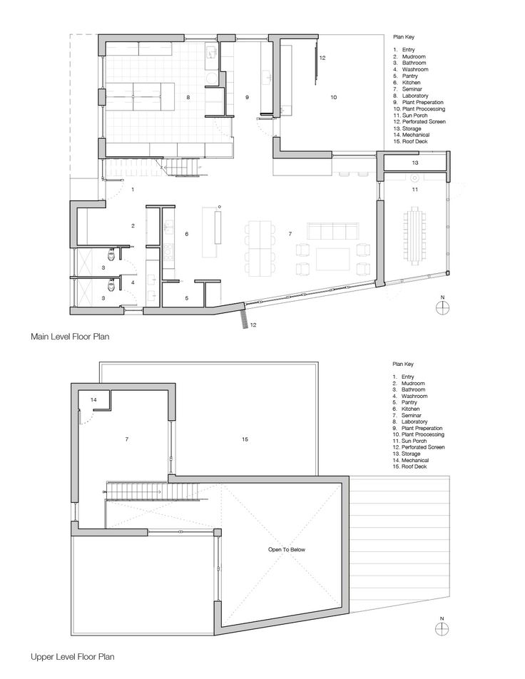 92 best Plans and sections images on Pinterest | Floor plans ...