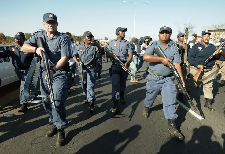 When ENOUGH IS ENOUGH of crime in South Africa - http://www.henrileriche.com/when-enough-is-enough-of-crime-in-south-africa/