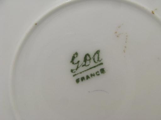 100+ France Pottery Marks – yasminroohi