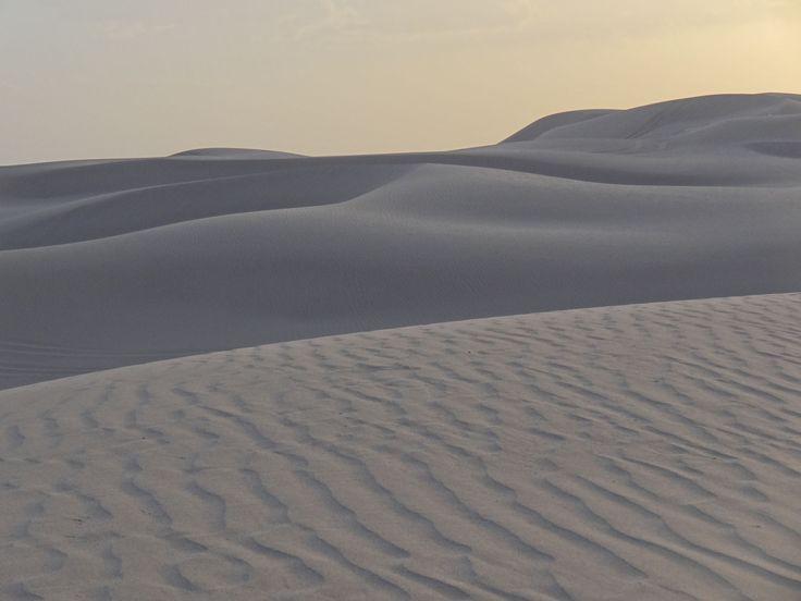 désert à Yazd