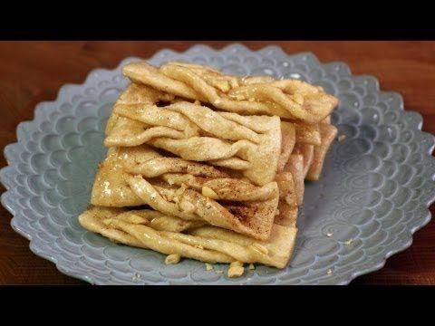 Ginger cookies (Maejakgwa) recipe - Maangchi.com