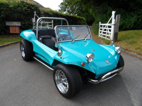 VW Beach Buggy (1970) I so want this
