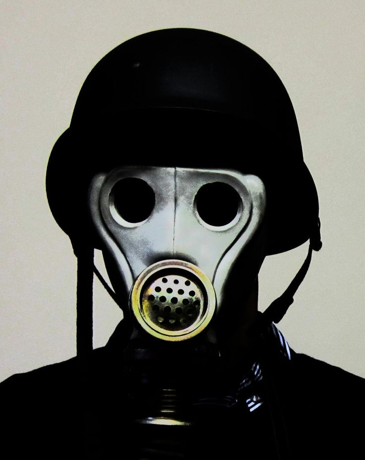 [Megapost] Mascaras De Gas Imagenes