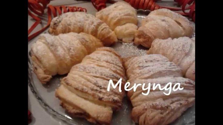 Italian Sfoglia Cake Recipes: COME FARE SFOGLIATELLE CON PASTA SFOGLIA COMPRATA