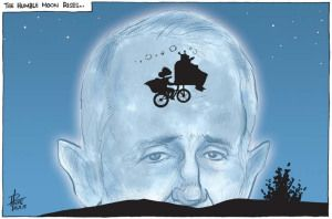 David Donovan 18 September 2015, 12:30pm 1 PoliticsSatire (Art by John Graham / @johngrahamart) What will Australia's new radical leftistPrime Minister Malcolm Turnbull do to the party and nation ... http://winstonclose.me/2015/09/18/will-turnbull-completely-destroy-australia-and-everything-thats-right-written-by-david-donovan/