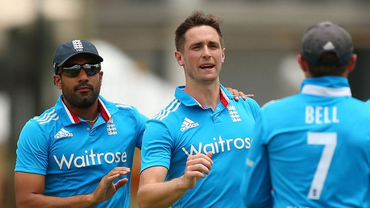 World Cup: Chris Woakes is hoping to remain as England's new-ball bowler
