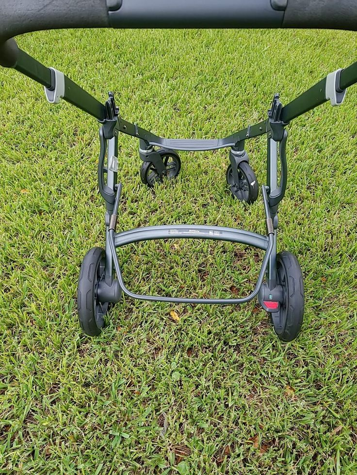 Good used condition uppababy vista stroller frame ONLY