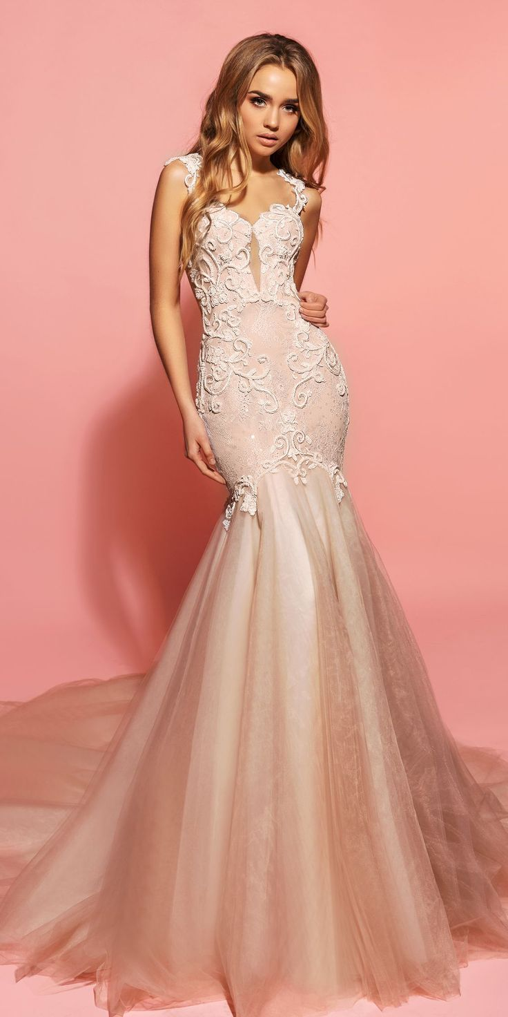 556 best GOWNS images on Pinterest   Wedding frocks, Dream dress and ...