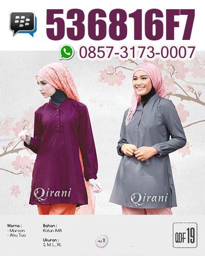 QDF 19 / Tutik CS 1 Qirani  : SMS: 0857-3173-0007 Whatsapp: +6285731730007 BBM: 536816F7