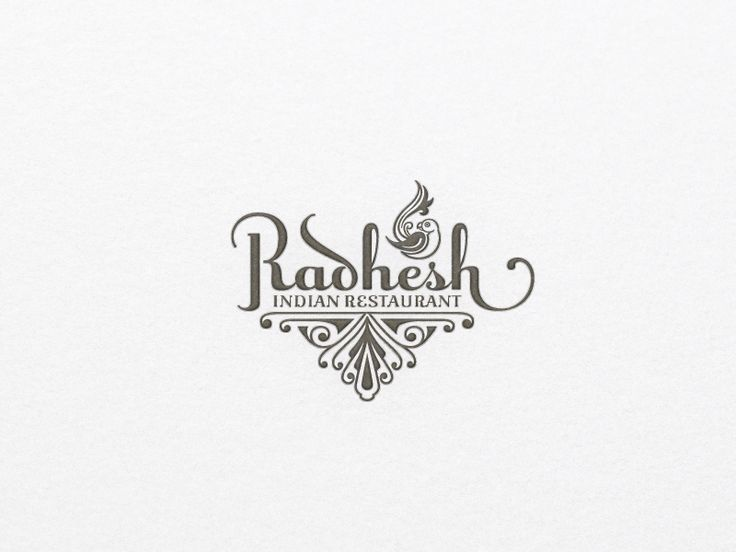 ... logo concept! – Work in progress for an Indian Restaurant! ... view larger image here!
