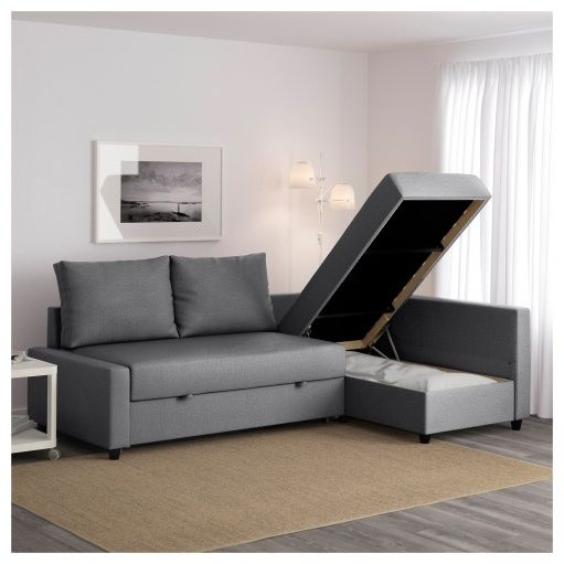 Modular Sofa Bed With Storage