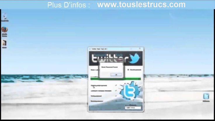Comment Pirater Un Compte Twitter http://www.touslestrucs.com/twitterpass Piratage de compte twitter n'a jamais été aussi plus facile avant! Nous avons dével...