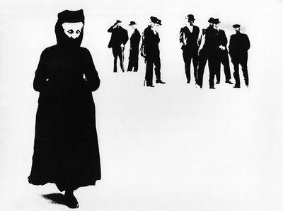 Scanno 1957 di Mario Giacomelli