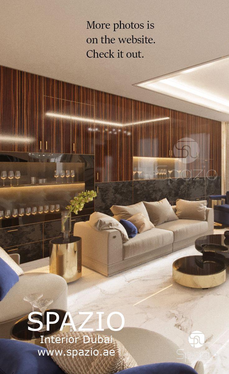 Villa Interior Design In Dubai Luxury Homes Interior Interior