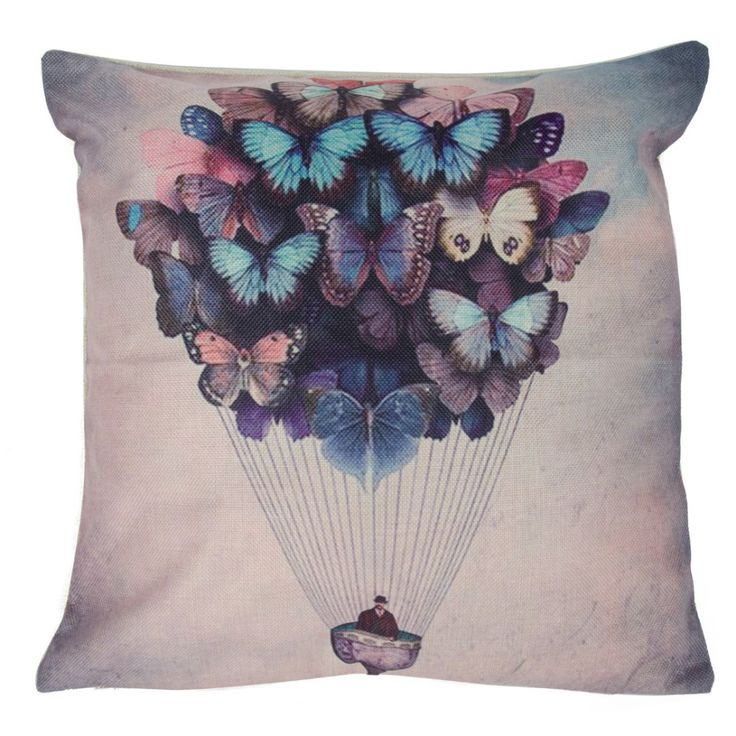 New Animal Linen Pillow Case Cute Bird Owl Cat Dog Elephant Waist Throw Pillowcove Free Shipping #>=#>=#>=#>=#> Click on the pin to check out discount price, color, size, shipping, etc. Save and like it!