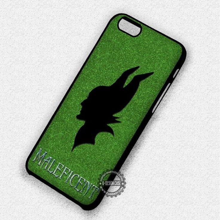 Maleficent Movie Quote - iPhone 7 Plus 6 5 4 Cases & Covers
