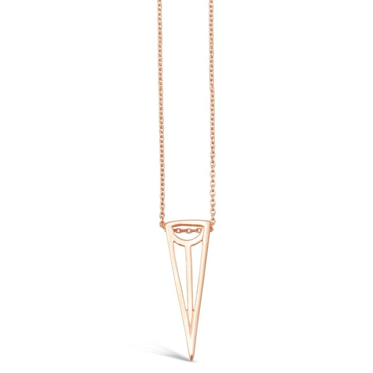 Beautiful Rose Gold necklace from Difilia www.difilia.net.au