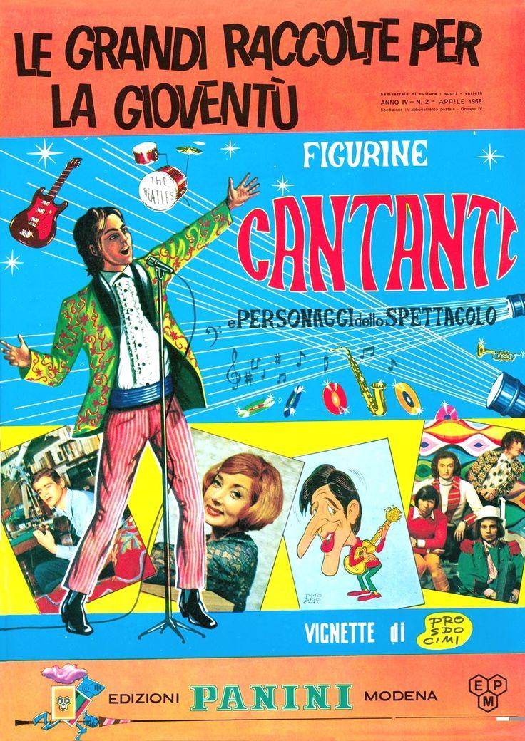 Pin di Carmelo Monti su Album di Figurine Vari Album